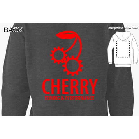 Cherry Tuning Hoodies