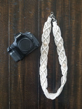 Load image into Gallery viewer, Macrame Camera Strap / Purse Strap