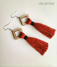 Load image into Gallery viewer, Tassel Earrings - More Colors