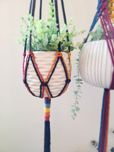 Load image into Gallery viewer, Rainbow Plant Hanger Collection
