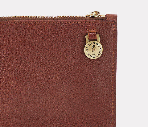 Heritage Pouch Tan