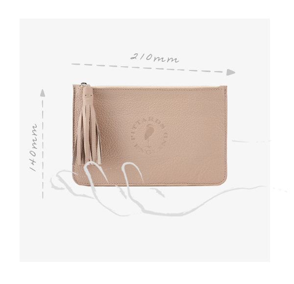 Soho Pouch Dimensions