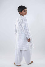 Load image into Gallery viewer, Anchor Print Kurta