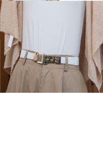 Load image into Gallery viewer, Front Buckle Elastic Belt