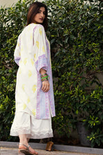 Load image into Gallery viewer, Summer Lime Kurti