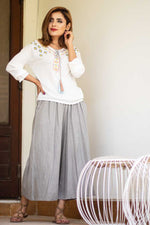 Load image into Gallery viewer, Irish Cotton Culottes