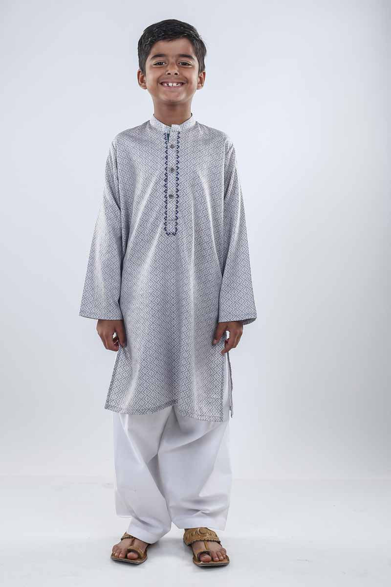 Embroidery Kurta