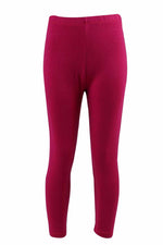 Load image into Gallery viewer, Magenta Pink Knit Ankle tights