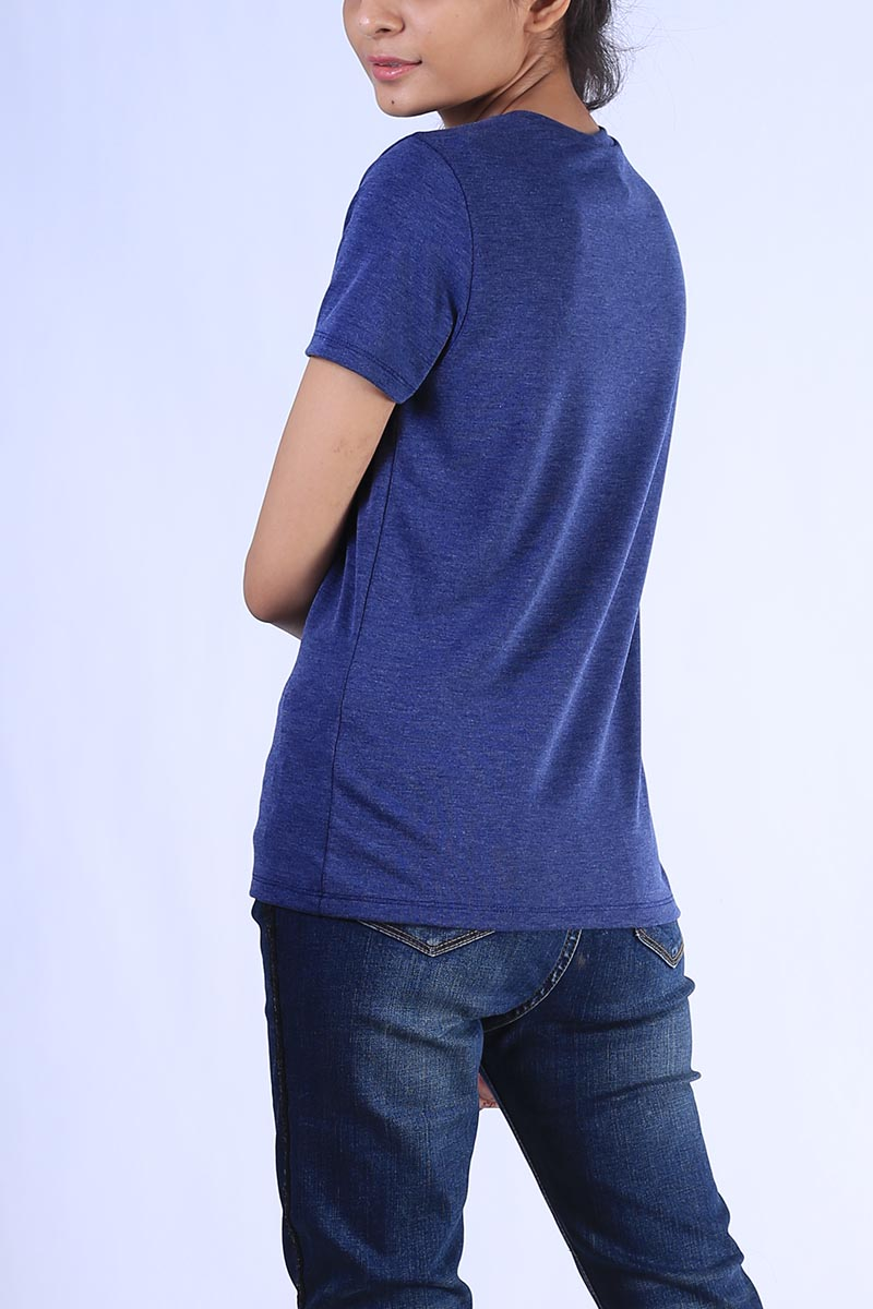 Plain Basic T Shirt