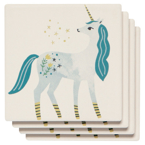 Unicorn Coasters