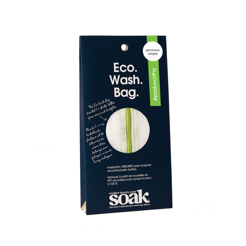 ECO WASH BAG GENEROUS - FIG