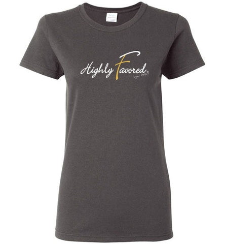 Highly Favored Short-Sleeve