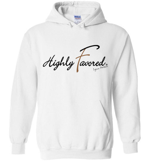 Highly Favored Hoodie