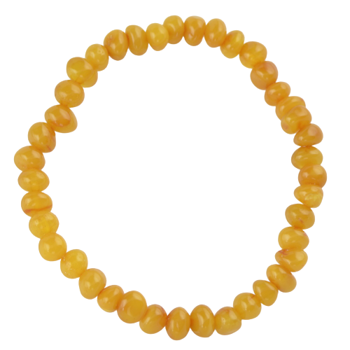 Amber butterscotch bracelet