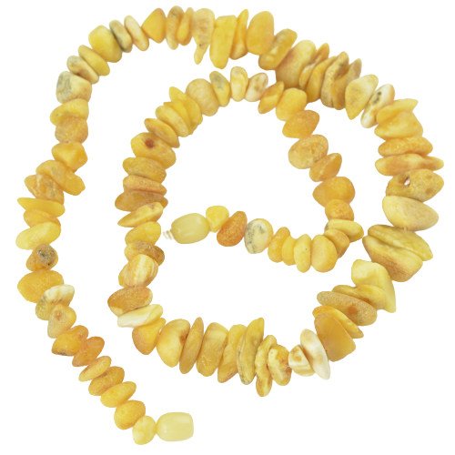 Baltic amber necklace Maximum effect