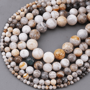 Agate Beads for jewelry making amberlila-shop.myshopify.com