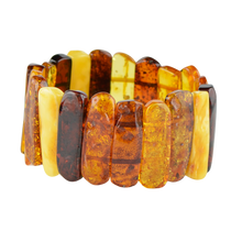 Load image into Gallery viewer, Genuine Amber bracelet Pain relief TM107