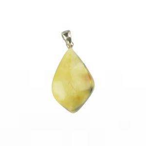 Baltic Amber pendant natural color