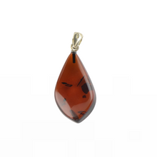 Load image into Gallery viewer, Cherry Amber pendant jewelry