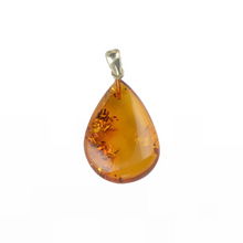 Load image into Gallery viewer, Amber pendant Handmade piece