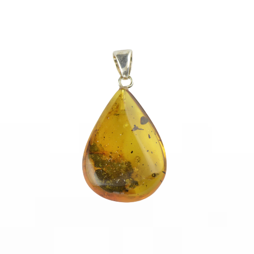 Genuine Baltic Amber pendant jewelry