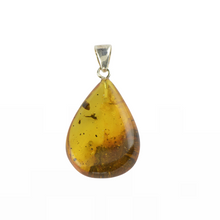 Load image into Gallery viewer, Genuine Baltic Amber pendant jewelry