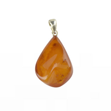 Load image into Gallery viewer, Butterscotch Amber pendant jewellery