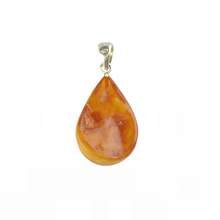 Load image into Gallery viewer, Adults Genuine Amber pendant jewellery