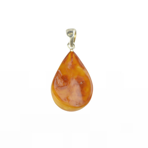 Adults Genuine Amber pendant jewellery