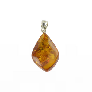 Gift idea True Amber pendant jewellery