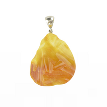 Load image into Gallery viewer, Natural Amber pendant Gift for Christmas