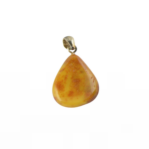 Small Baltic Amber pendant new model