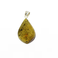 Load image into Gallery viewer, Baltic Amber pendant with natural amber