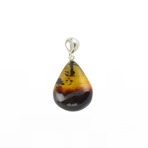 Baltic Amber pendant for women gift