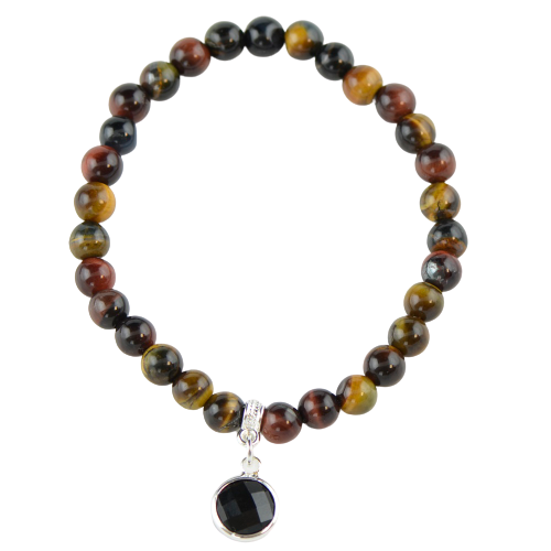 Tiger eye bracelet new model