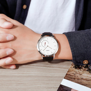 Men's watch with SKMEI