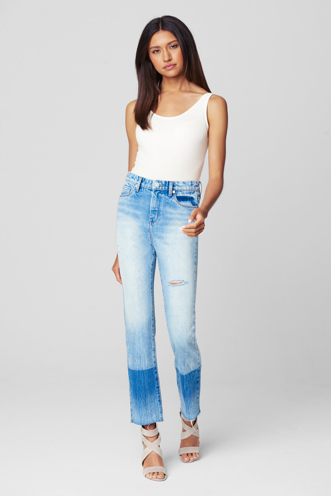 The Madison Crop in Side Lines | Blank NYC