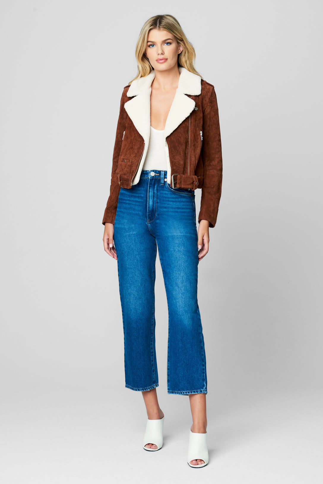 Ginger Bread Jacket | Blank NYC