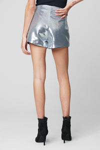 Astrology Metallic Silver