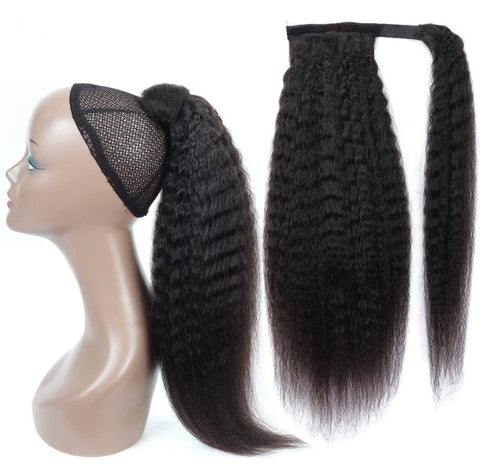 Yaki Straight Ponytail