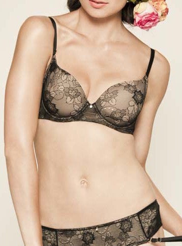 Butterfly Blush Bra - LAST ONE 14D