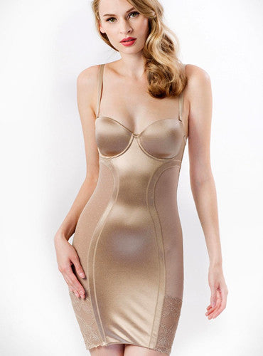 Sirene Dress (Champagne Gold)