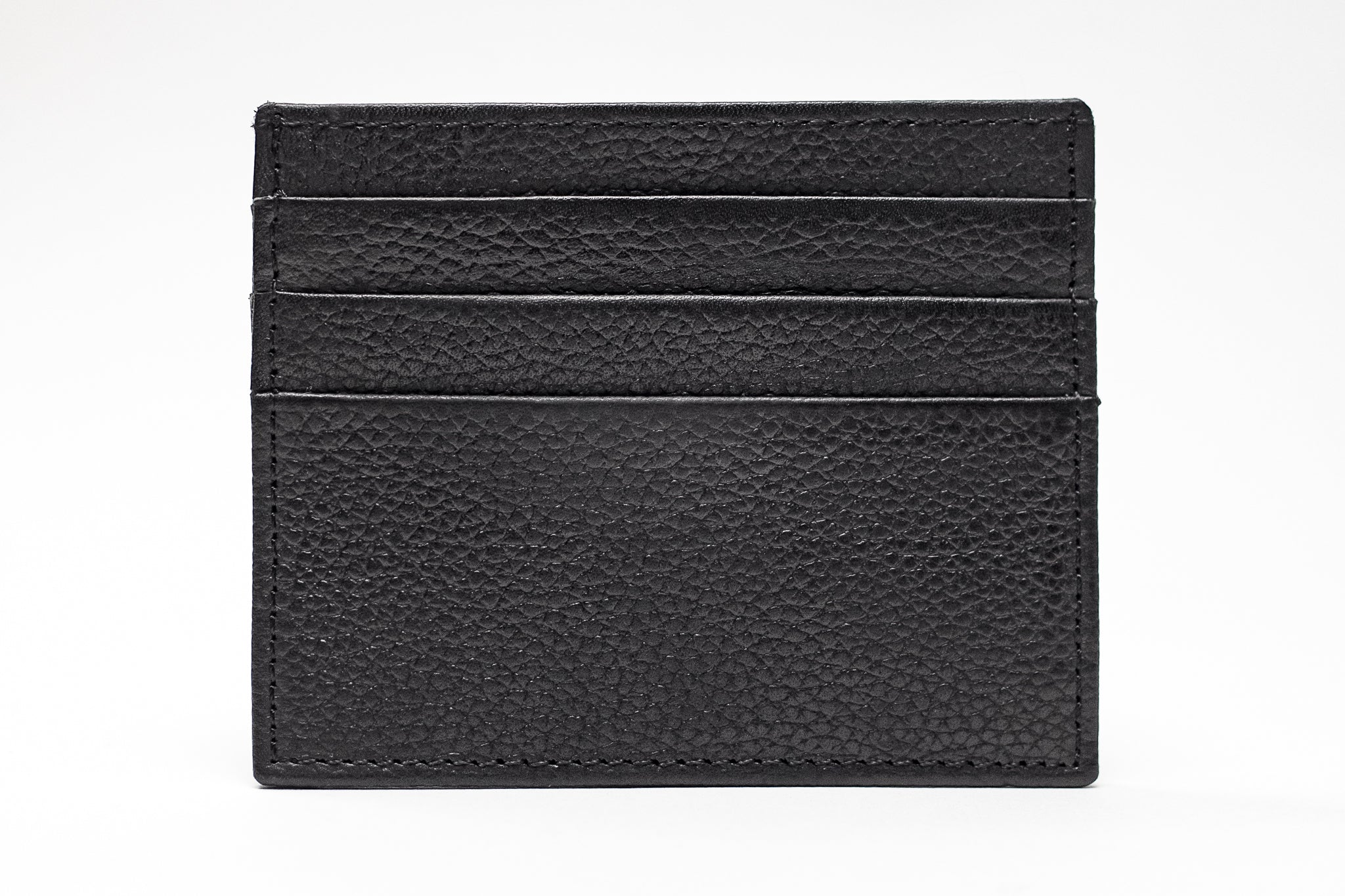 LEATHER SLOT WALLET