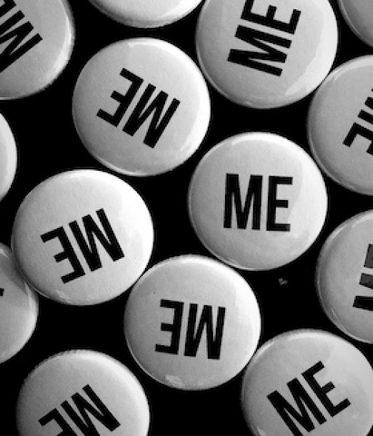 ME Pin Button