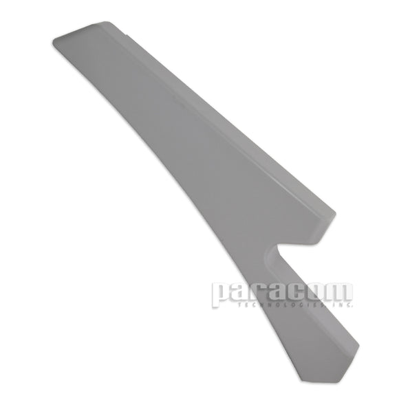 409-0208-20   Left Side Pivot Cover, Gray