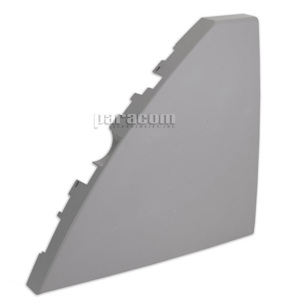 409-0207-20  Right Side Stationary Cover, Gray