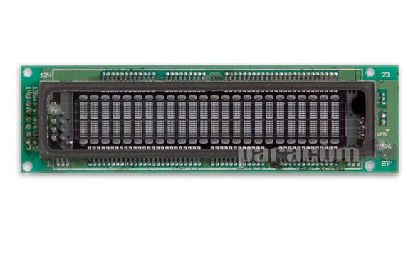 019-675-VFD  Vacuum Fluorescent Display