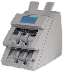 JetSCan 4096 Two Pocket Currency Sorter