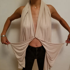 Convertible Shirt Tutorial - The Xandra - Step 3