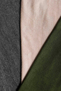 Valley Multi-Pack: 3 Multi Use Headbands/Face Masks includes Olive Green, Sand, Stone Gray